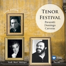 Tenor Festival: Pavarotti, Domingo, Carreras/Placido Domingo / José Carreras
