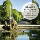 """Mozart: Klavierkonzerte Nr. 25 & 26 """"Krönungskonzert""""/Christian Zacharias"""