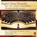 English Choral Favourites/City of Birmingham Symphony Chorus/Thomas Trotter/Simon Halsey