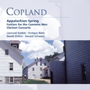 Copland: Appalachian Spring . Fanfare for the Common Man . Clarinet Concerto/Copland: Appalachian Spring . Fanfare for the Common Man . Clarinet Concerto