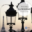 Puccini: La Bohème - Highlights/James Levine/Renata Scotto/Alfredo Kraus