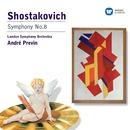 Shostakovich: Symphony No.8/André Previn