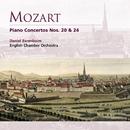 Mozart: Piano Concertos Nos. 20 & 24/Daniel Barenboim/English Chamber Orchestra