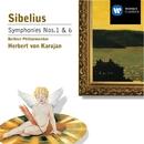 Sibelius: Symphonies Nos.1 & 6/Herbert von Karajan