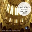 Gounod: Cäcilienmesse / Schubert: Deutsche Messe/Jean-Claude Hartemann
