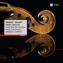 Brahms/Mozart: Violin Concertos/Frank Peter Zimmermann/Wolfgang Sawallisch/Berliner Philharmoniker