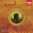 Mozart Digital Edition: Così fan tutte/Riccardo Muti/Wiener Philharmoniker