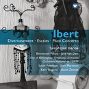 Ibert: Divertissement, Escales & Flute Concerto/Various