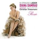 Strauss : Lieder/Diana Damrau/Münchner Philharmoniker/Christian Thielemann