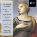 Bach: Magnificat - Vivaldi: Gloria/Sir Neville Marriner/Barbara Hendricks/Ann Murray/Jean Rigby/Uwe Heilmann/Jorma Hynninen/Academy of St Martin-in-the-Fields Chorus/Academy of St Martin-in-the-Fields
