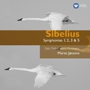 Sibelius: Symphonies 1, 2, 3 & 5/Mariss Jansons