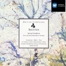Britten: Spring Symphony, Four Sea Interludes (Peter Grimes)/André Previn