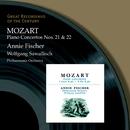 Mozart: Piano Concertos Nos. 21 & 22/Annie Fischer