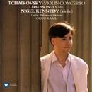 Tchaikovsky Violin Concerto . Chausson Poème/Nigel Kennedy/London Philharmonic Orchestra/Okko Kamu