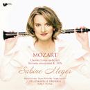 Mozart: Clarinet Concerto in A Major K622/Sinfonia concertante in E flat Major K297b/Sabine Meyer/Staatskapelle Dresden/Hans Vonk