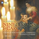 A Festival of Nine Lessons & Carols/Choir of King's College, Cambridge/Stephen Cleobury