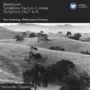 Beethoven Symphonies Nos. 5 & 7/Kurt Sanderling/Philharmonia Orchestra