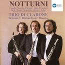Notturni [Bach/Birtwistle, Mozart, C.P.E. Bach, Stravinsky, Denisov, Seiber]/Trio di Clarone/Monika Frimmer/Carol Richardson/Martin Blasius