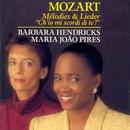 Mozart: Lieder/Barbara Hendricks