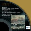 Wagner, Brahms, Beethoven, Mahler: Wesendonck-Lieder etc./Horst Stein