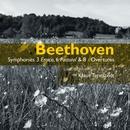 Beethoven: Symphonies 3 'Eroica', 6 'Pastoral' & 8 - Overtures/Klaus Tennstedt