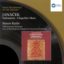 Janácek: Sinfonietta & Glagolitic Mass/Sir Simon Rattle