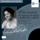 On Wings of Songs & Zarzuela Arias/Victoria de los Angeles/Rafael Frühbeck de Burgos