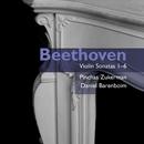 Beethoven: Violin Sonatas 1-6/Pinchas Zukerman