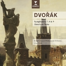 Dvorák: Symphonies 7, 8 & 9 - American Suite/Libor Pesek/Royal Liverpool Philharmonic Orchestra