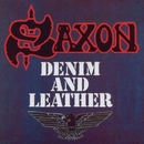 Denim and Leather/Saxon