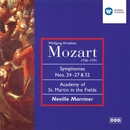 Mozart: Early Symphonies/Sir Neville Marriner/Academy of St Martin-in-the-Fields