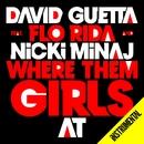 Where Them Girls At (Instrumental Version)/David Guetta