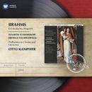 Brahms: Ein deutsches Requiem/Otto Klemperer