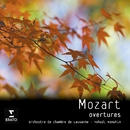 Mozart: Overtures/Yehudi Menuhin/Orchestre de Chambre de Lausanne