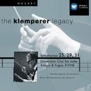 Mozart: Symphonies 25,29 & 31 etc/Otto Klemperer/Philharmonia Orchestra/New Philharmonia Orchestra