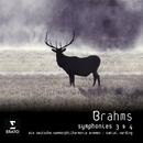 Brahms: Symphonies Nos. 3 & 4/Daniel Harding/Die Deutsche Kammerphilharmonie Bremen