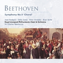 Beethoven: Symphony 9 'Choral'/Sir Charles Mackerras/Royal Liverpool Philharmonic Orchestra/Vernon Handley