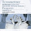 Tchaikovsky: The Nutcracker etc . Prokofiev: Cinderella highlights/André Previn