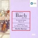 Bach: Suites Nos 2-4/Sir Neville Marriner/Academy of St Martin-in-the-Fields