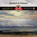 Sibelius: Symphony No.5 & Nielsen: Symphony No.4/Sir Simon Rattle