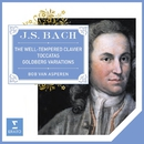 Bach: The Well-Tempered Clavier, Goldberg Variations & Toccatas/Bob van Asperen