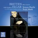 Britten - Cello Symphony / Elgar - Cello Concerto/Truls Mørk/City of Birmingham Orchestra/Sir Simon Rattle