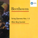 Beethoven: String Quartets 1,2 & 3 Op.18/Alban Berg Quartett