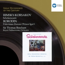 Rimsky-Korsakov: Scheherazade - Borodin: Polovstian Dances ('Prince Igor')/Sir Thomas Beecham
