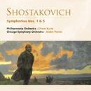 Shostakovich: Symphonies Nos. 1 & 5/Efrem Kurtz/André Previn