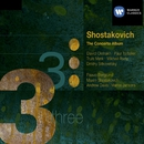 Shostakovich: Concertos/Mikhail Rudy/Ole Edvard Antonsen/Paul Tortelier/David Oistrakh/Truls Mørk/Dmitry Sitkovetsky/Mariss Jansons/Paavo Berglund/Maxim Shostakovich/Sir Andrew Davis/Berliner Philharmoniker/London Philharmonic Orchestra/Nash Ensemble/Bournemouth S