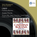 Orff: Carmina Burana/Sheila Armstrong