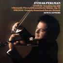 Dvorak/smetana: Violin Works/Itzhak Perlman/Samuel Sanders
