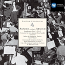 Arnold conducts Arnold: Symphonies Nos. 1, 2 & 5 etc/Sir Malcolm Arnold