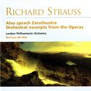Also Sprach Zarathustra - Orchestra Excerpts from the Operas/Norman Del Mar/London Philharmonic Orchestra